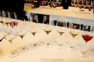 Degustatie van champagnes bij Jacquesson