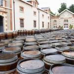 krug houten vaten